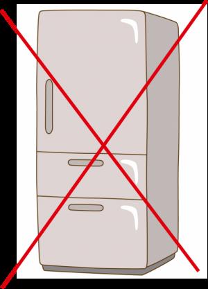 ドッグフードは冷蔵庫に入れてはいけない画像