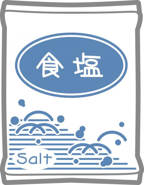 食塩の画像