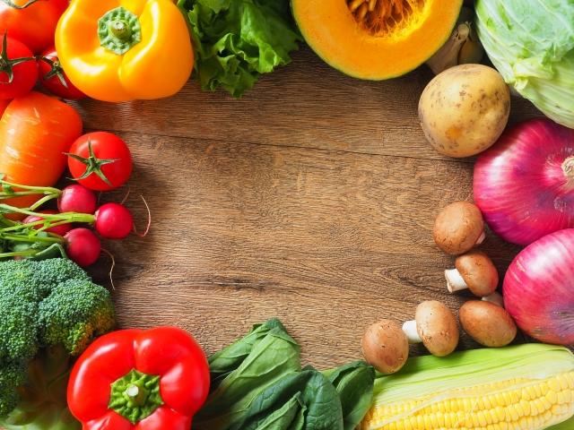 モグワンの野菜の写真