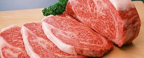 ナチュロルの原材料牛生肉の画像