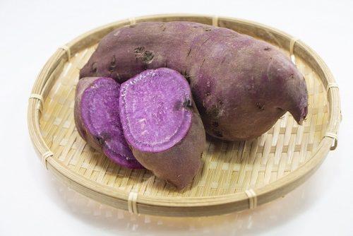ナチュロルの原材料紫いもの画像