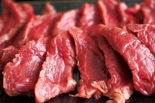 ナチュロルの馬生肉の画像